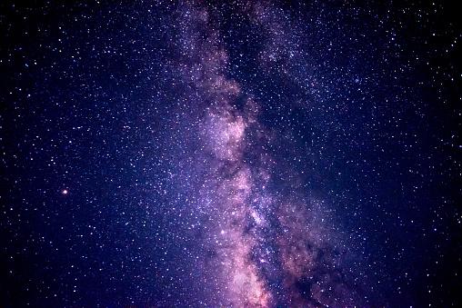 Starry sky「Milky Way」:スマホ壁紙(3)