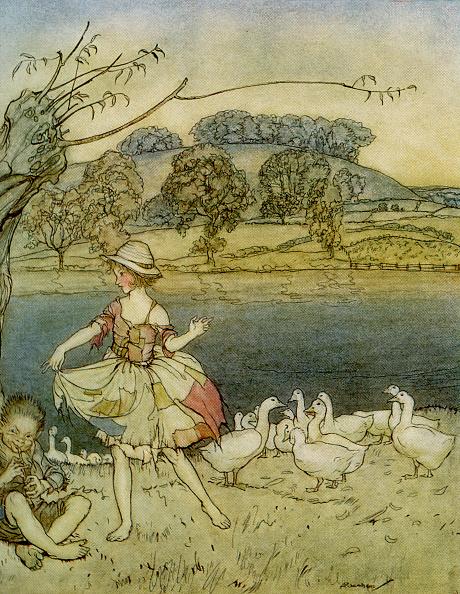 Fairy Tale「Tattercoats」:写真・画像(17)[壁紙.com]