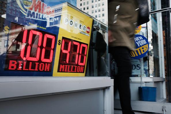 ビジネスと経済「Record Mega Millions Jackpot Nears $1 Billion」:写真・画像(8)[壁紙.com]