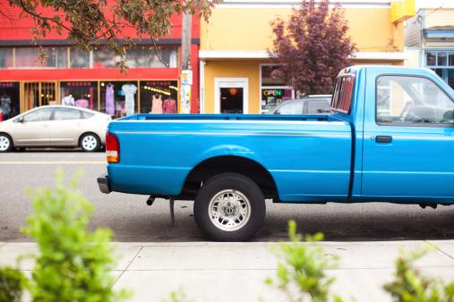 Pacific Northwest「Blue Truck Bed」:スマホ壁紙(13)
