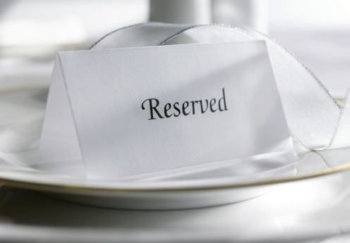 Life Events「Table Reserved」:スマホ壁紙(9)