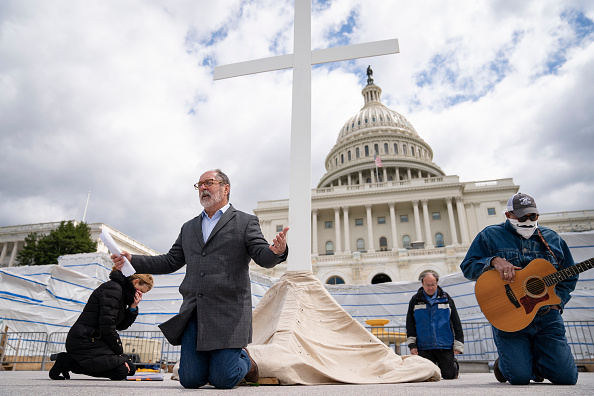 Holiday - Event「Christians Celebrate Good Friday In Washington, D.C.」:写真・画像(12)[壁紙.com]