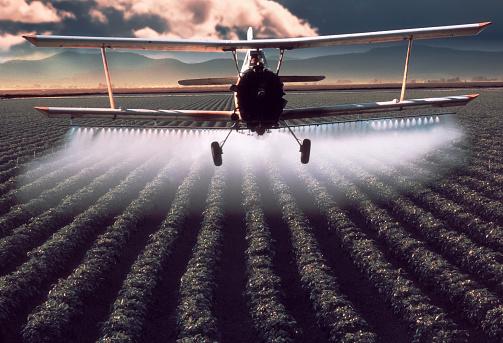 Spraying「Crop-Duster」:スマホ壁紙(3)