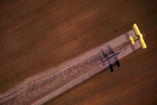 Spraying「Cropduster spraying field」:スマホ壁紙(0)