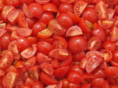 Tomato「Chopped Tomatoes」:スマホ壁紙(16)