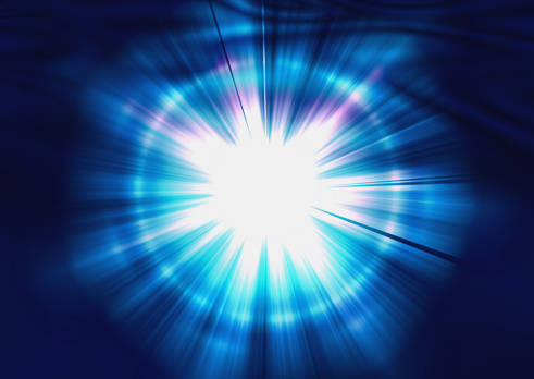 Emitting「Flash Bulb Image (CG)」:スマホ壁紙(13)