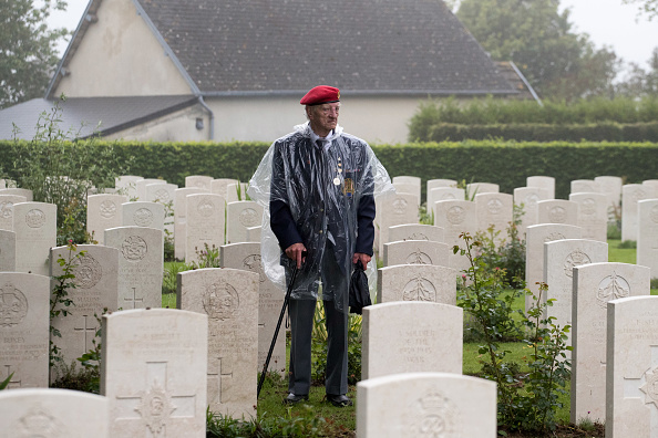 トピックス「Commemoration Of The 74th Anniversary Of The D-Day Landings In Normandy」:写真・画像(4)[壁紙.com]