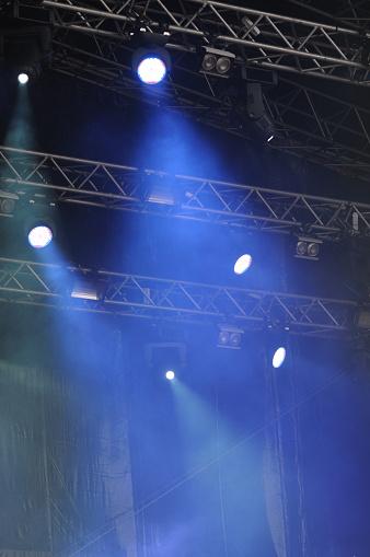 Music Festival「Lighting Equipment on Open Air Concert」:スマホ壁紙(13)