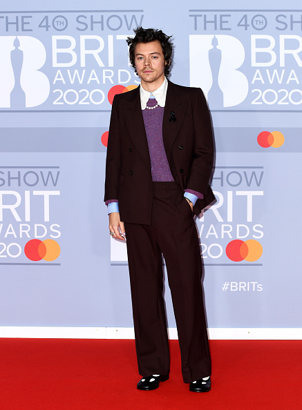 Brit Awards「The BRIT Awards 2020 - Red Carpet Arrivals」:写真・画像(11)[壁紙.com]