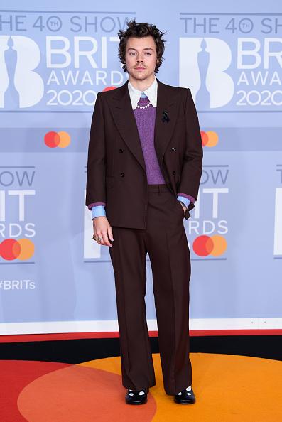 Brit Awards「The BRIT Awards 2020 - Red Carpet Arrivals」:写真・画像(2)[壁紙.com]