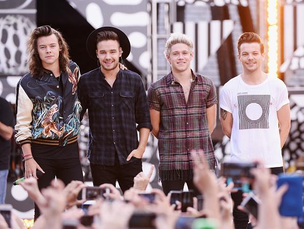 ミュージシャン「One Direction Performs On ABC's 'Good Morning America'」:写真・画像(10)[壁紙.com]