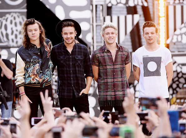 """2015「One Direction Performs On ABC's """"Good Morning America""""」:写真・画像(17)[壁紙.com]"""