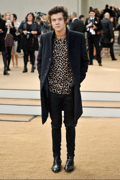 Skinny Jeans「Burberry Prorsum - Arrivals: London Fashion Week SS14」:写真・画像(17)[壁紙.com]