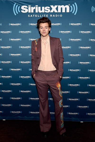 SIRIUS XM Radio「Harry Styles Performs for SiriusXM Live from The Roxy Theatre in Los Angeles」:写真・画像(2)[壁紙.com]