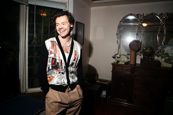 Launch Event「Spotify Celebrates The Launch Of Harry Styles' New Album With Private Listening Session For Fans」:写真・画像(18)[壁紙.com]