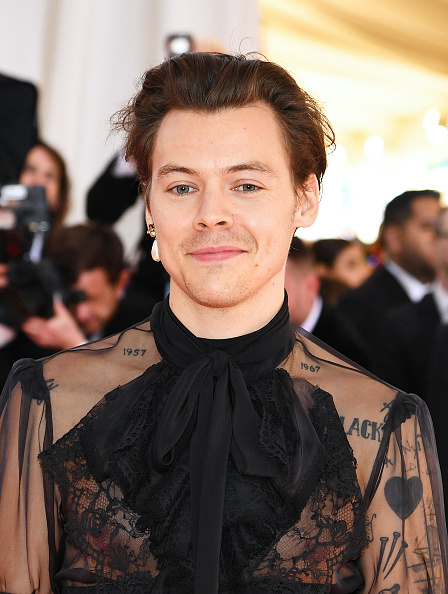 Harry Styles「The 2019 Met Gala Celebrating Camp: Notes on Fashion - Arrivals」:写真・画像(1)[壁紙.com]