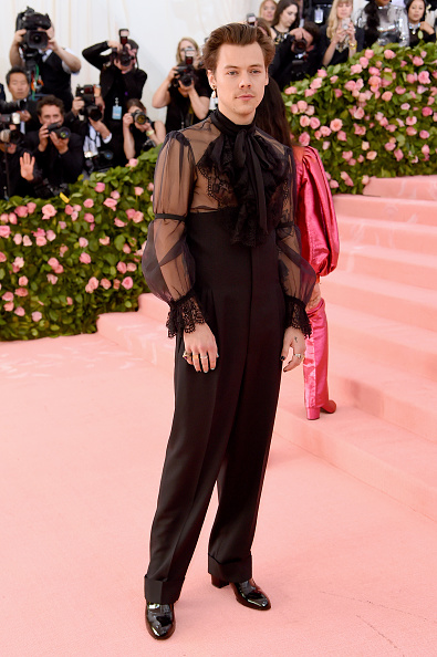 Met Costume Institute Benefit Gala「The 2019 Met Gala Celebrating Camp: Notes on Fashion - Arrivals」:写真・画像(5)[壁紙.com]