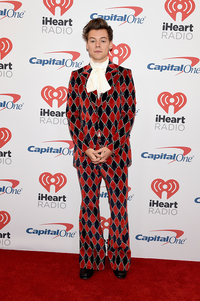 Harry Styles「2017 iHeartRadio Music Festival - Night 1 - Red Carpet」:写真・画像(17)[壁紙.com]
