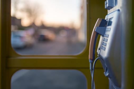 Grevenbroich「Telephone booth」:スマホ壁紙(5)
