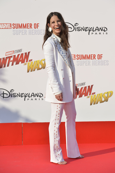 """Evangeline Lilly「European Premiere of Marvel Studios """"Ant-Man And The Wasp""""」:写真・画像(6)[壁紙.com]"""
