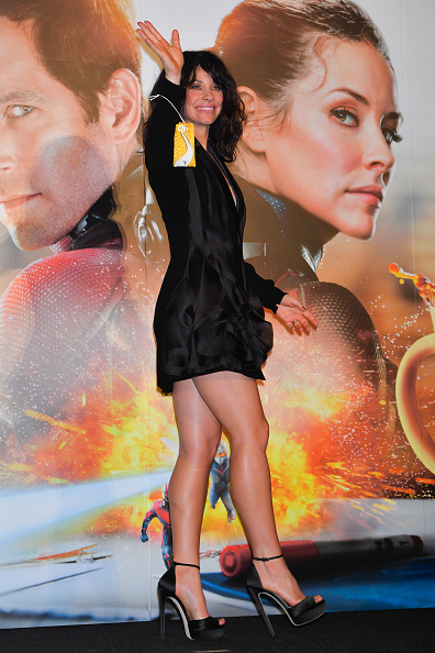 Evangeline Lilly「'Ant-Man And The Wasp' Premiere In Tokyo」:写真・画像(12)[壁紙.com]