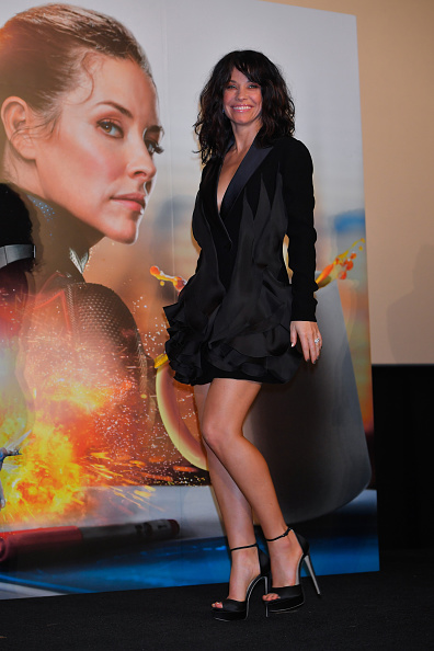 Evangeline Lilly「'Ant-Man And The Wasp' Premiere In Tokyo」:写真・画像(13)[壁紙.com]