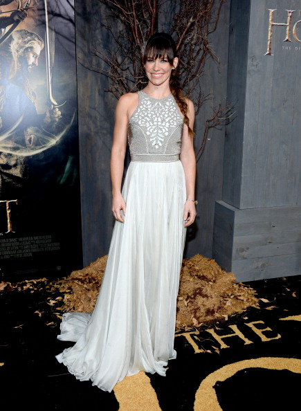 "Evangeline Lilly「Premiere Of Warner Bros' ""The Hobbit: The Desolation Of Smaug"" - Arrivals」:写真・画像(15)[壁紙.com]"