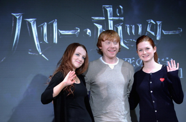 """Evanna Lynch「""""Harry Potter And The Deathly Hallows - Part 1"""" Press Conference In Tokyo」:写真・画像(10)[壁紙.com]"""