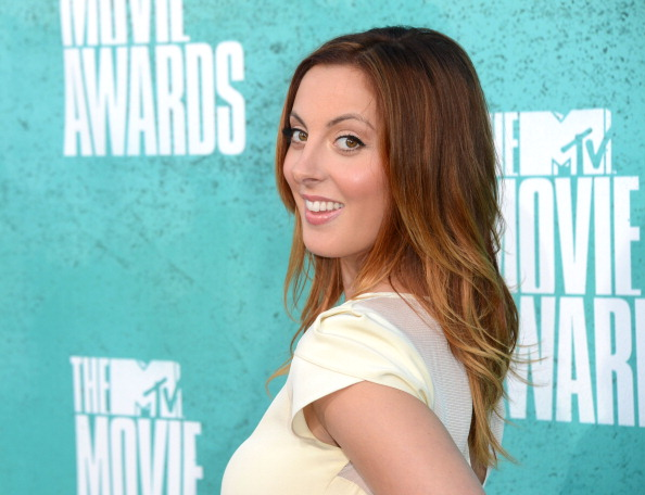 Cap Sleeve「2012 MTV Movie Awards - Arrivals」:写真・画像(11)[壁紙.com]