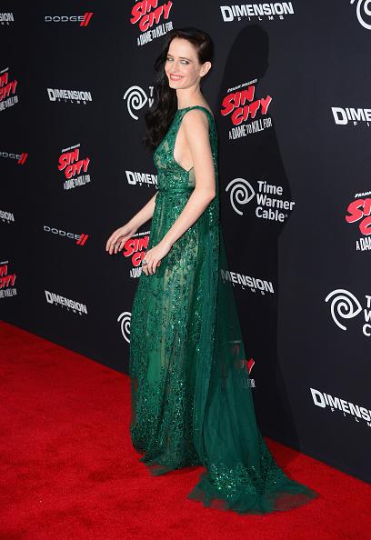"""Elie Saab - Designer Label「Premiere Of Dimension Films' """"Sin City: A Dame To Kill For"""" - Arrivals」:写真・画像(7)[壁紙.com]"""