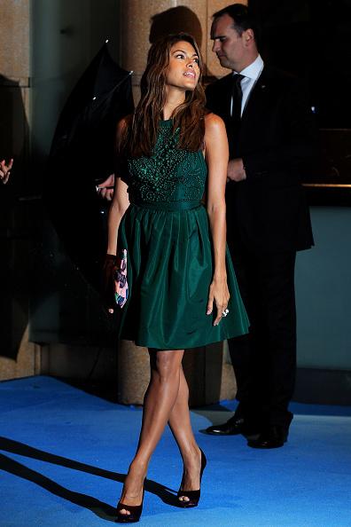 Sleeveless Dress「The Other Guys:UK Film Premiere - Outside Arrivals」:写真・画像(11)[壁紙.com]