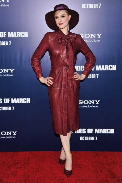 "Stephen Lovekin「""The Ides Of March"" New York Premiere - Inside Arrivals」:写真・画像(15)[壁紙.com]"