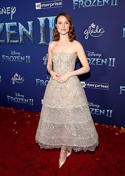 """Embellished Dress「World Premiere Of Disney's """"Frozen 2""""」:写真・画像(6)[壁紙.com]"""
