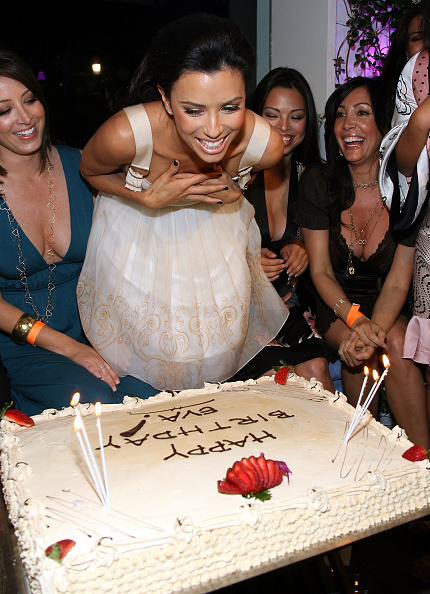 Sweet Food「Cosmopolitan And Bebe Celebrate Eva Longoria As The New Face of Bebe Sport」:写真・画像(15)[壁紙.com]