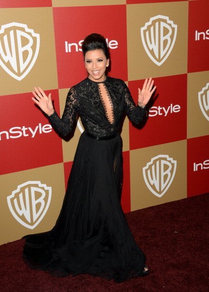 Scalloped - Pattern「14th Annual Warner Bros. And InStyle Golden Globe Awards After Party - Arrivals」:写真・画像(13)[壁紙.com]