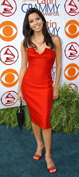 Mule - Shoe「Eva Longoria at Latin Grammy Awards Arrivals」:写真・画像(16)[壁紙.com]