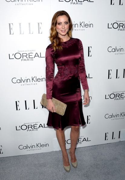 Beige Purse「ELLE's 20th Annual Women In Hollywood Celebration - Arrivals」:写真・画像(8)[壁紙.com]