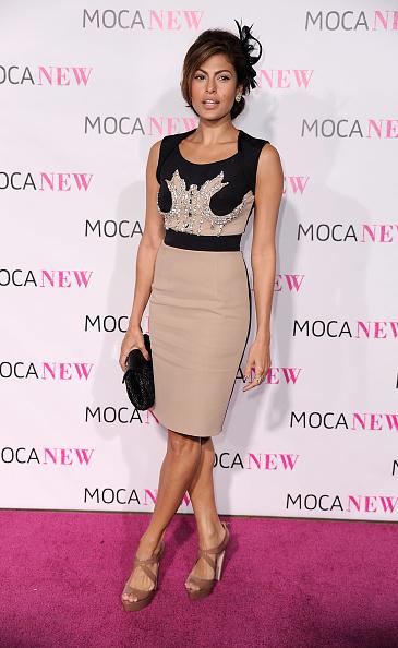 Pencil Dress「MOCA New 30th Anniversary Gala - Arrivals」:写真・画像(4)[壁紙.com]