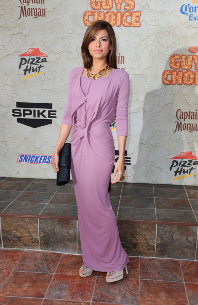 """Gold Chain Necklace「Spike TV's 5th Annual 2011 """"Guys Choice"""" Awards - Arrivals」:写真・画像(11)[壁紙.com]"""