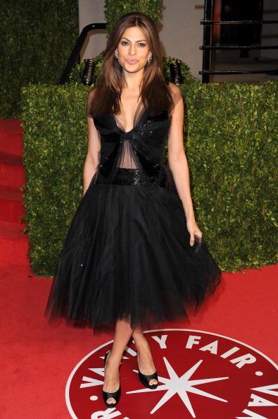 Tulle Netting「2011 Vanity Fair Oscar Party Hosted By Graydon Carter - Arrivals」:写真・画像(17)[壁紙.com]