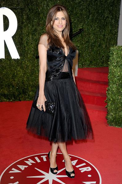 Tulle Netting「2011 Vanity Fair Oscar Party Hosted By Graydon Carter - Arrivals」:写真・画像(18)[壁紙.com]