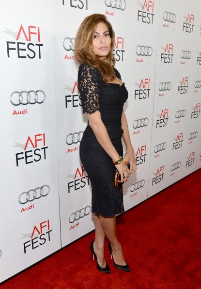 "Brown Hair「AFI FEST 2012 Presented By Audi - ""Holy Motors"" Special Screening - Red Carpet」:写真・画像(5)[壁紙.com]"