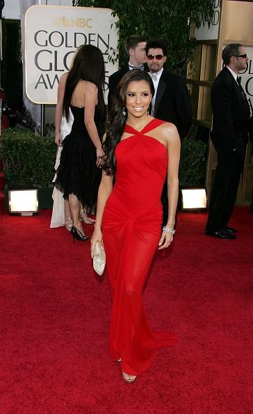 Sleeveless Dress「The 63rd Annual Golden Globe Awards - Arrivals」:写真・画像(8)[壁紙.com]