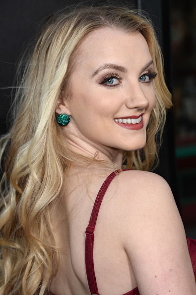 """Evanna Lynch「Universal Studios Hollywood Hosts The Opening Of """"The Wizarding World Of Harry Potter"""" - Arrivals」:写真・画像(3)[壁紙.com]"""