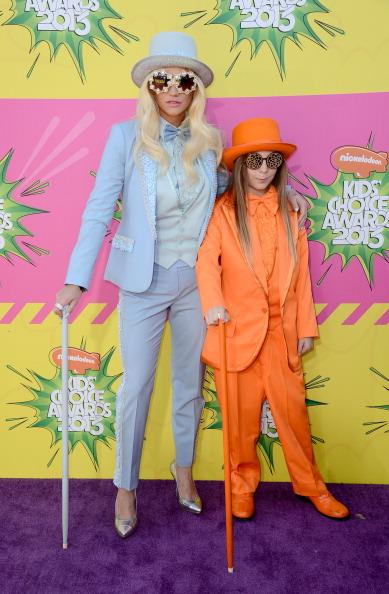 Ruffled Shirt「Nickelodeon's 26th Annual Kids' Choice Awards - Arrivals」:写真・画像(3)[壁紙.com]