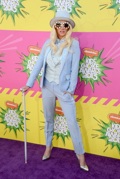 Ruffled Shirt「Nickelodeon's 26th Annual Kids' Choice Awards - Arrivals」:写真・画像(5)[壁紙.com]