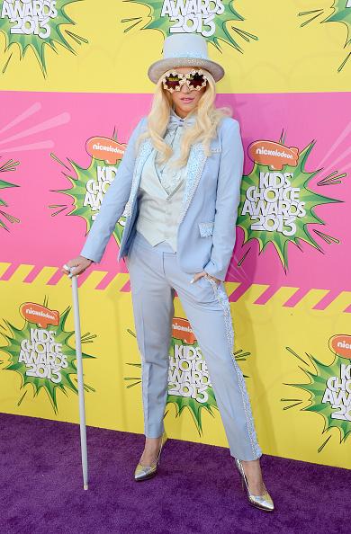 Ruffled Shirt「Nickelodeon's 26th Annual Kids' Choice Awards - Arrivals」:写真・画像(4)[壁紙.com]