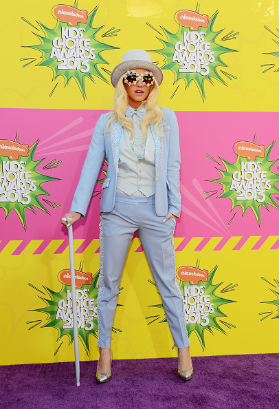 Silver Shoe「Nickelodeon's 26th Annual Kids' Choice Awards - Red Carpet」:写真・画像(7)[壁紙.com]