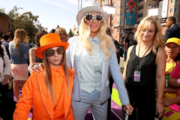 Ruffled Shirt「Nickelodeon's 26th Annual Kids' Choice Awards - Red Carpet」:写真・画像(19)[壁紙.com]