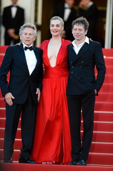 Venus in Fur「'La Venus A La Fourrure' Premiere - The 66th Annual Cannes Film Festival」:写真・画像(14)[壁紙.com]